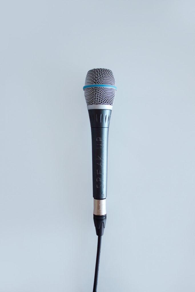 Screen-free fun: Sing - Gracie Dix
