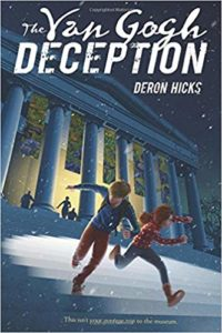 The Van Gogh Deception - Deron Hicks