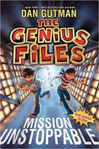 The Genius Files - Dan Gutman