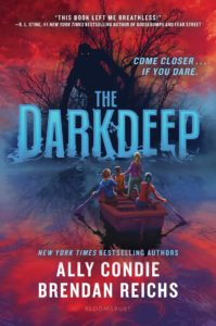 The Dark Deep - Ally Conde Brendan Reichs