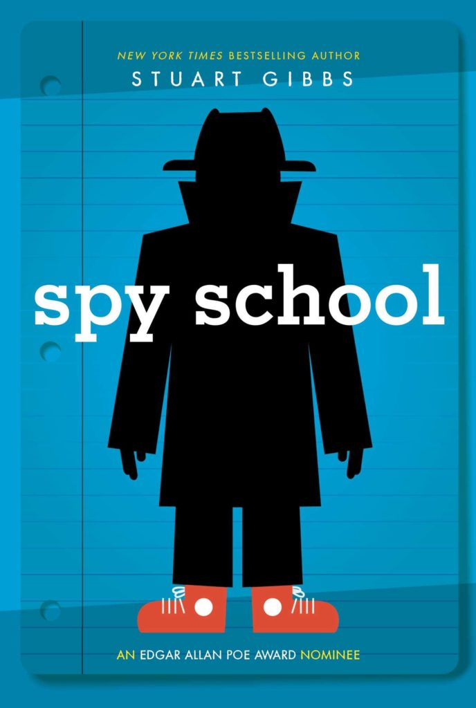 Spy School: Middle-Grade March - GracieDix.com