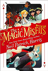 The Magic Misfits - Summer Reading Books
