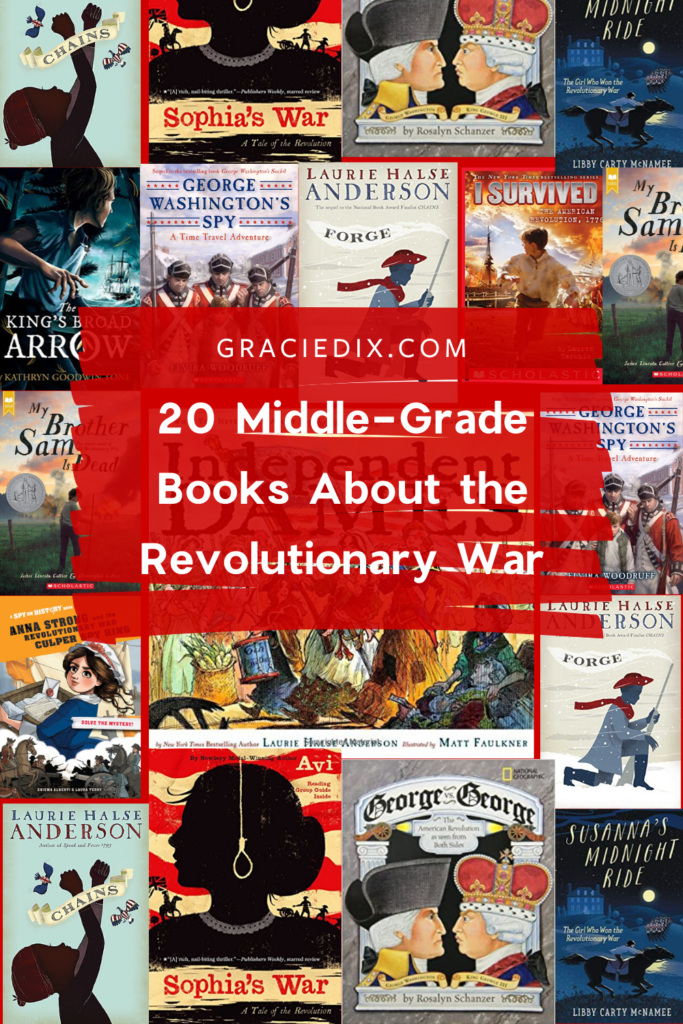 The Best Fourth of July Books and Activities For Middle-Graders