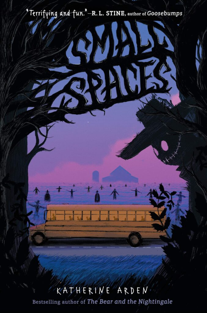 15 Spooky Middle-Grade Books for Halloween