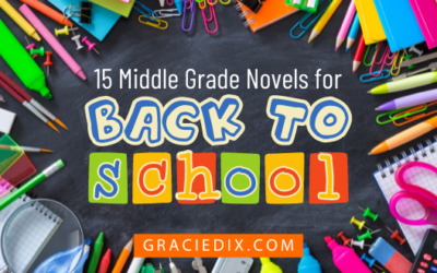 15 Middle Grade Novels for Back to School